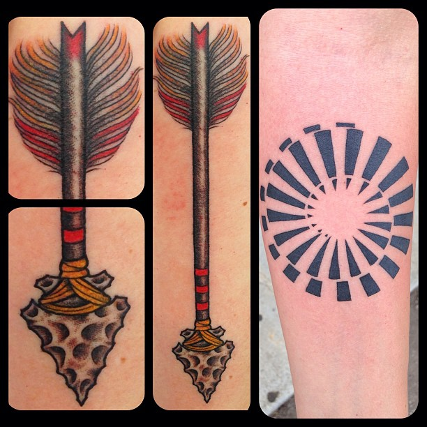 ancient indian arrow tattoo design in 2017 real photo pictures images and sketches tattoo. Black Bedroom Furniture Sets. Home Design Ideas