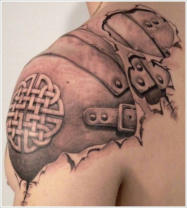 Awesome Celtic Knot Tattoo Designs