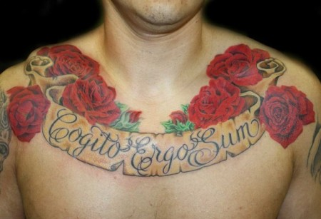 Beautiful Rose Bottle Tattoo On Arm For Girls