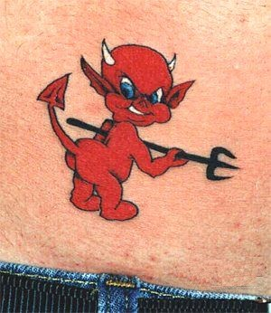 Best Devil Tattoo Design