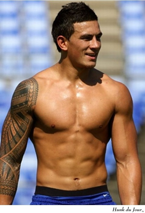 Best Rugby Player Tattoo