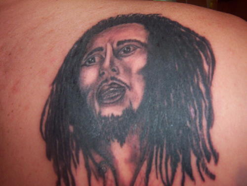 bob marley lion tattoo design in 2017 real photo pictures images and sketches tattoo. Black Bedroom Furniture Sets. Home Design Ideas