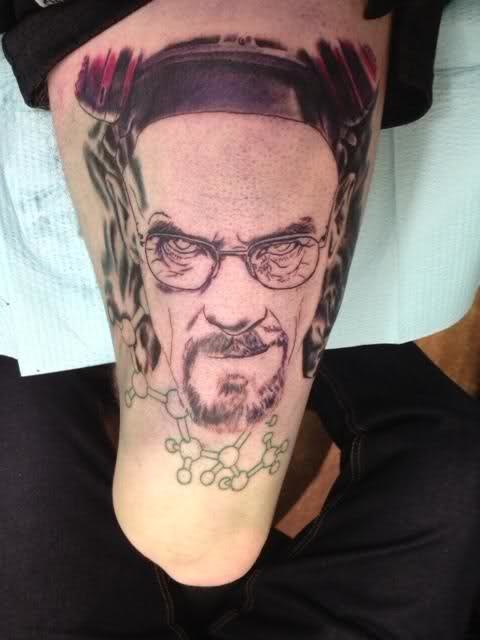 breaking bad tattoos on arm photo 4 2017 real photo pictures images and sketches tattoo. Black Bedroom Furniture Sets. Home Design Ideas