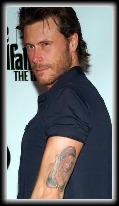 Celebrity Muscles Tattoo