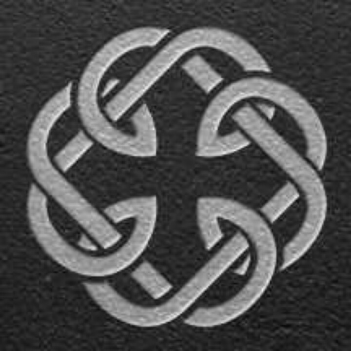 Celtic Father Daughter Knot Tattoo Design