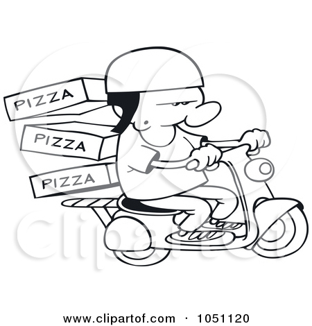 Chef With Pizza Tattoo