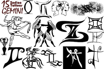 Cool Zodiac Pisces Sign Tattoos For Men
