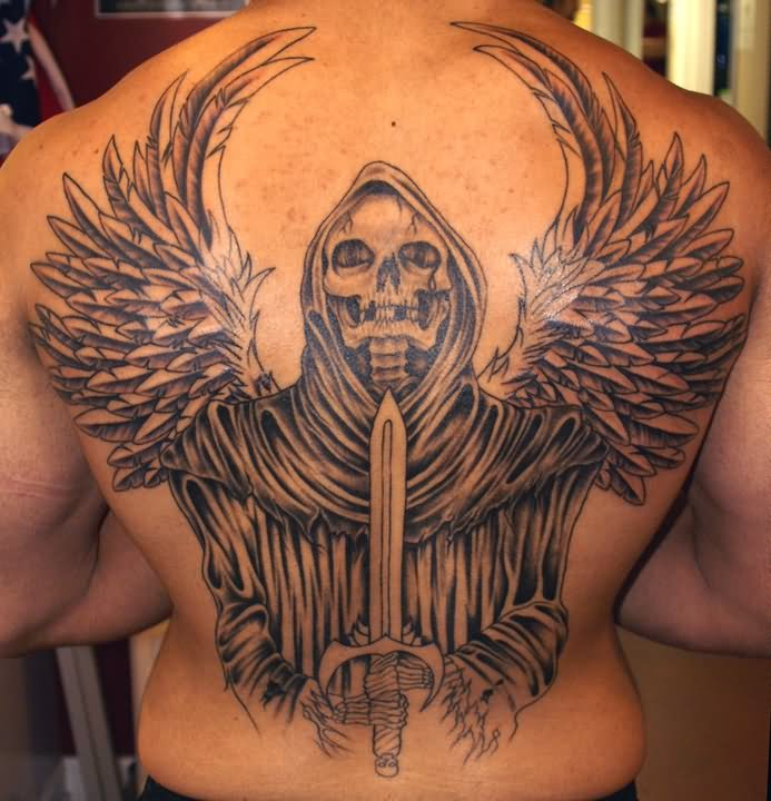 Crown Dice Tattoo On Chest
