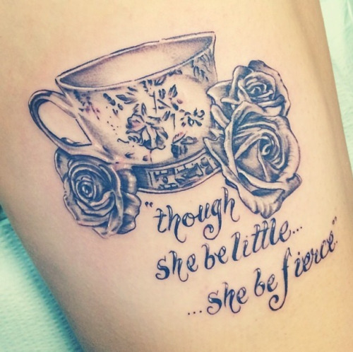 cute teacup finger tattoo design photo 3 2017 real photo pictures images and sketches. Black Bedroom Furniture Sets. Home Design Ideas