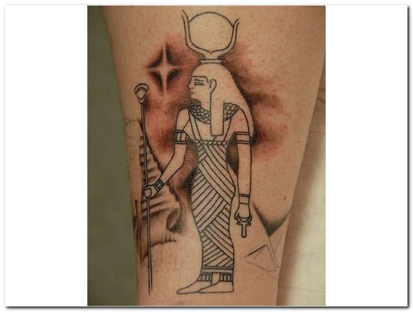 Egyptian tattoo design in 2017 real photo pictures for Egyptian tattoo flash
