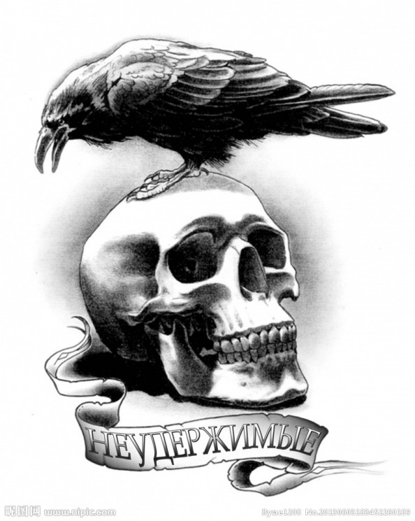 Expendable – Crow Tattoo