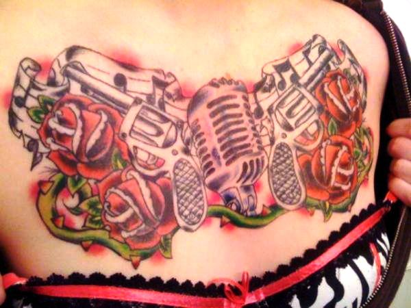 For Your Tomorrow – Pistol Tattoo