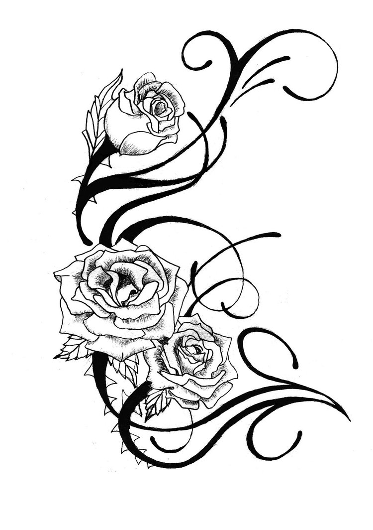 Free rose and alphabet d tattoo designs photo 1 2017 real photo other photos to free rose and alphabet d tattoo designs thecheapjerseys Gallery