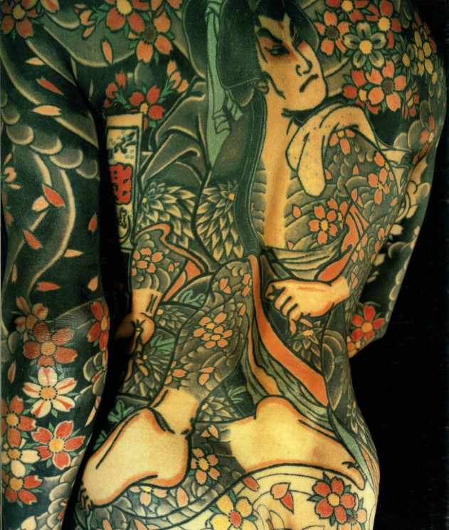 Full Body Traditional Tattoos