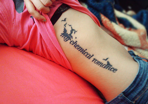Gorgeous Tattoo For Girls And Women