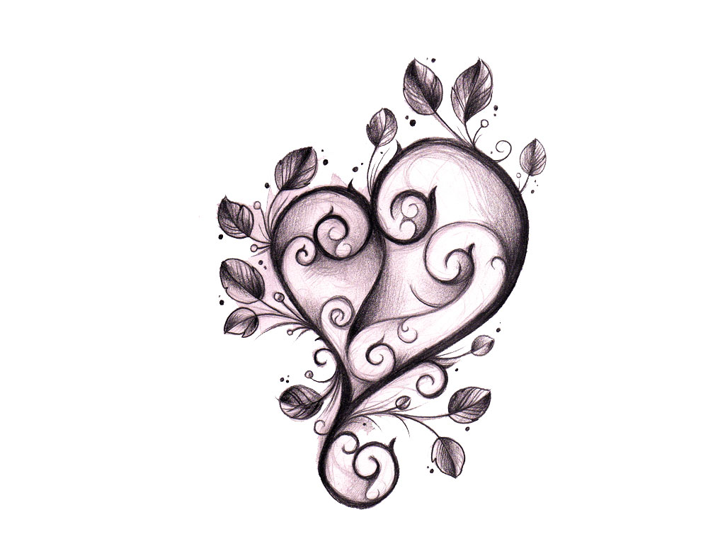Gothic Heart Tattoo Design In 2017 Real Photo Pictures Images And Sketches