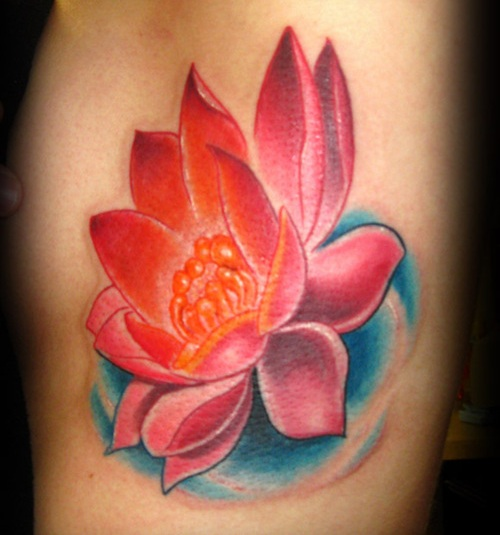 Groovy Traditional Tattoos