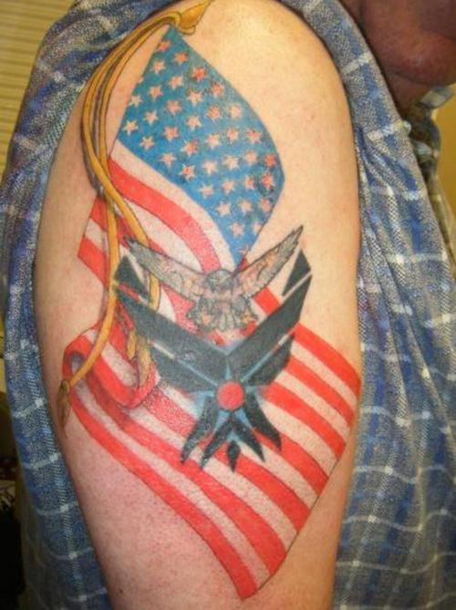 Have An American Tattoo!