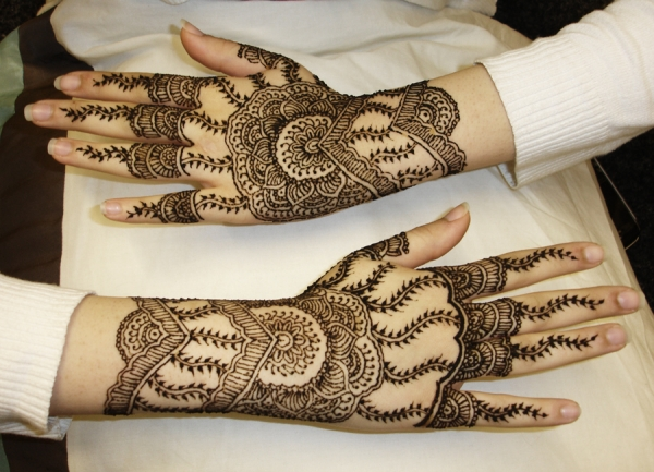 Mehndi Tattoo Designs For Leg : Henna tattoo designs for legs in real photo pictures