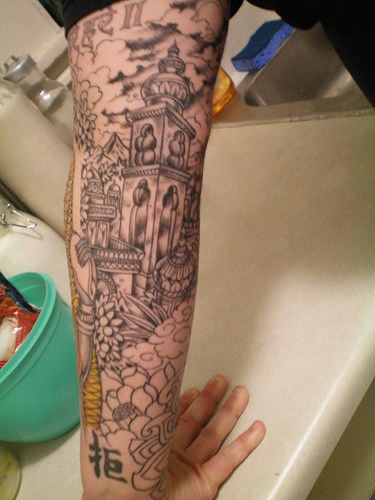 Hinduism Tattoo Images
