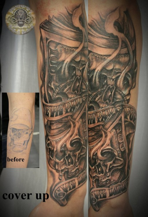 Horror Tattoo Images