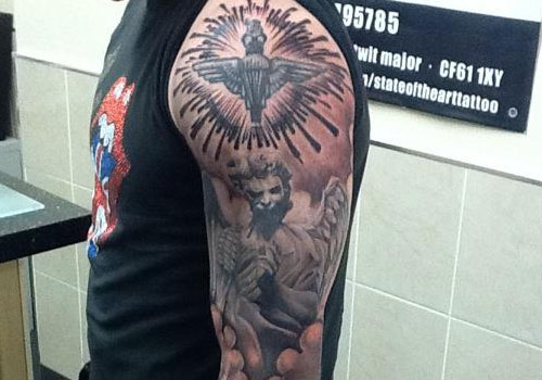 Incredible Sleeve Tattoos For Young Guys
