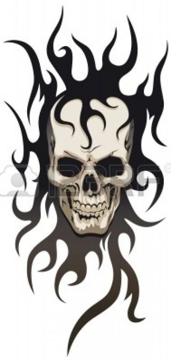 Latest Skull Tattoos Collection