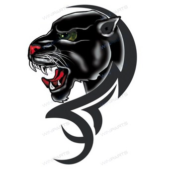 Latest Tribal Panther Tattoo Design