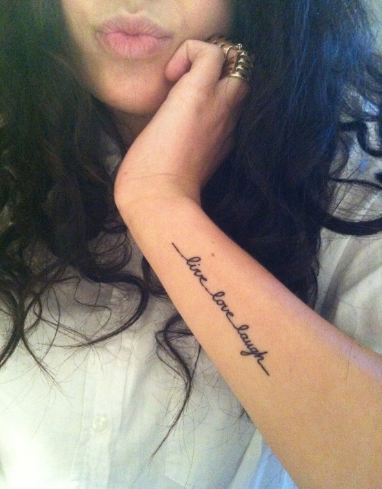 255 Cute Tattoos for Girls 2018 Lovely Designs with