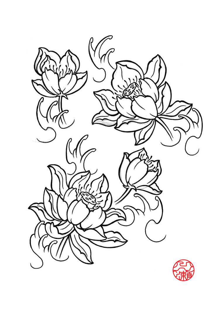 Lotus henna style tattoo design in 2017 real photo pictures related post izmirmasajfo Image collections