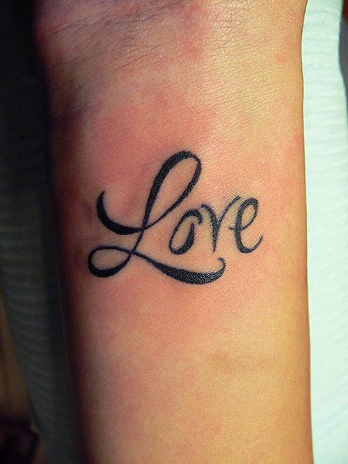 Love Tattoo For Lovers