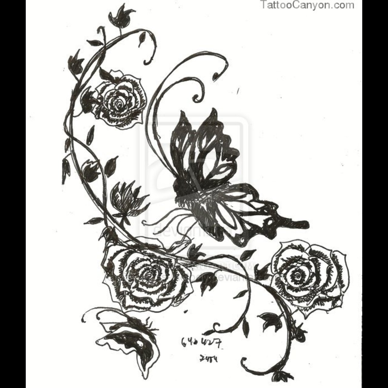 mermaid and rose vine tattoo design photo 2 2017 real photo pictures images and sketches. Black Bedroom Furniture Sets. Home Design Ideas