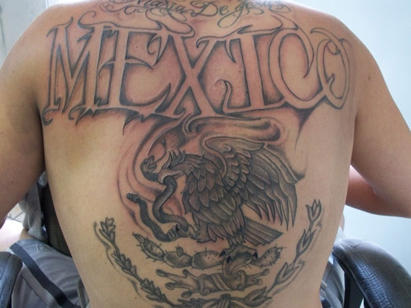 Mexican Seanebones Tattoo Designs