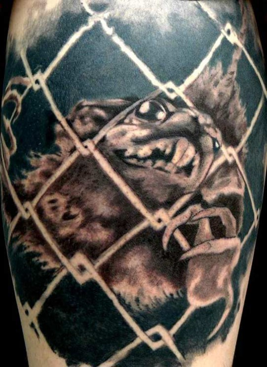 Monkey Tattoo Gallery