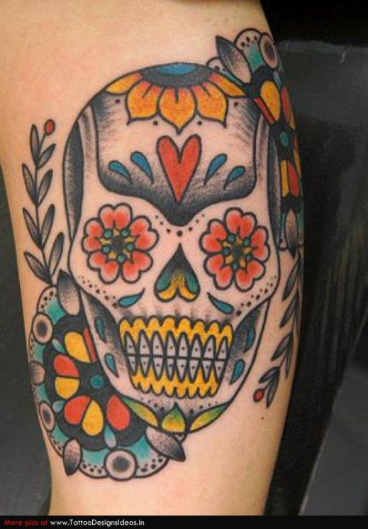 More Traditional Tattoo Images