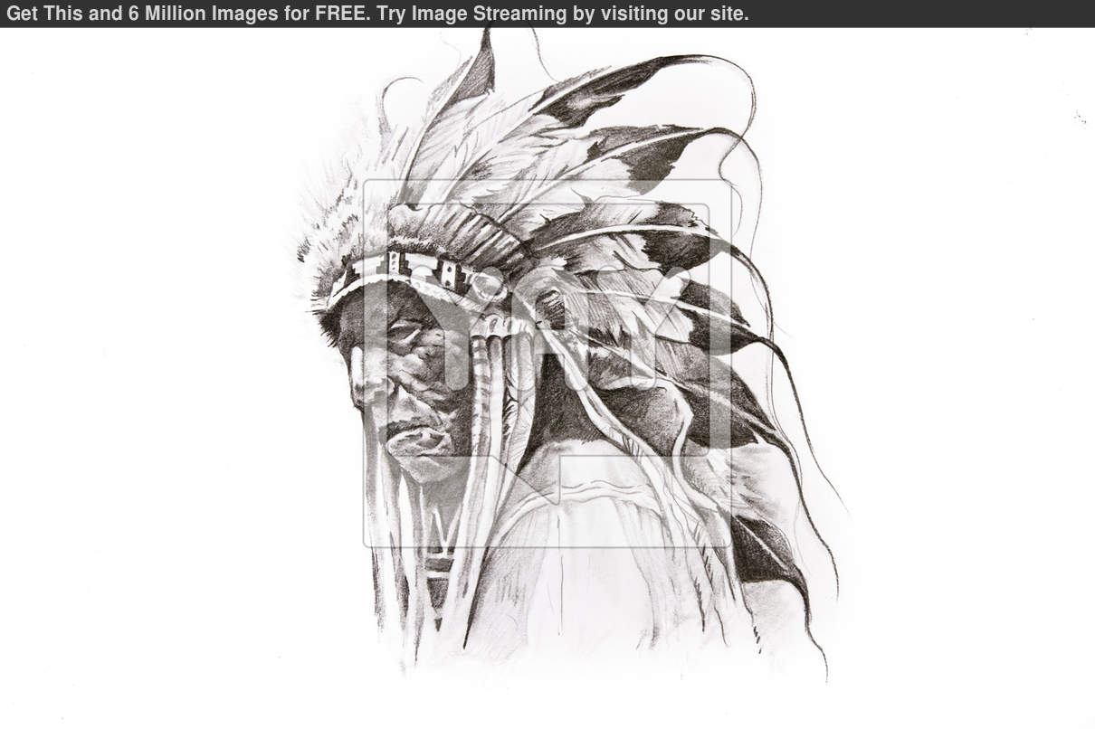 Native american warrior tattoo flash in 2017 real photo pictures native american warrior tattoo flash in 2017 real photo pictures images and sketches tattoo collections buycottarizona Images