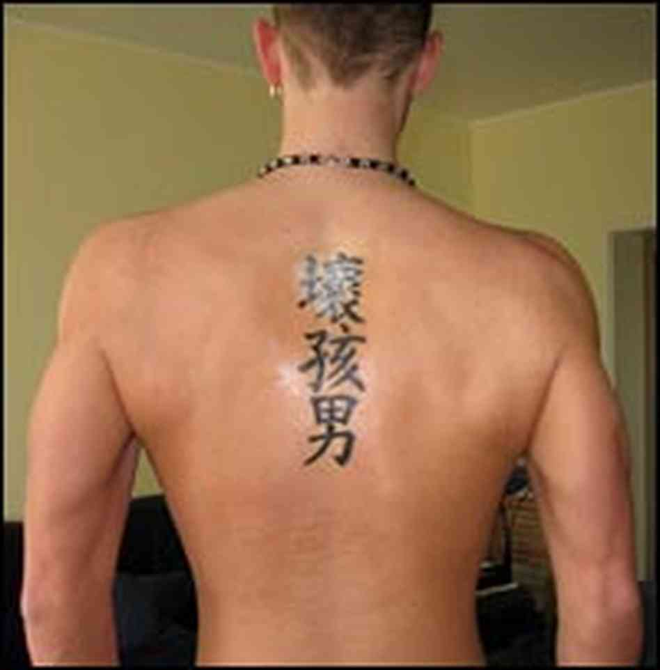 Never give up chinese tattoo design in 2017 real photo pictures never give up chinese tattoo design in 2018 biocorpaavc