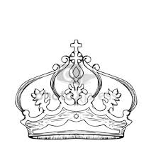 New Queen Crown Tattoo Sample