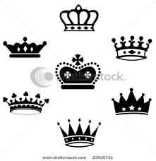 New Style Crown Tattoo Designs