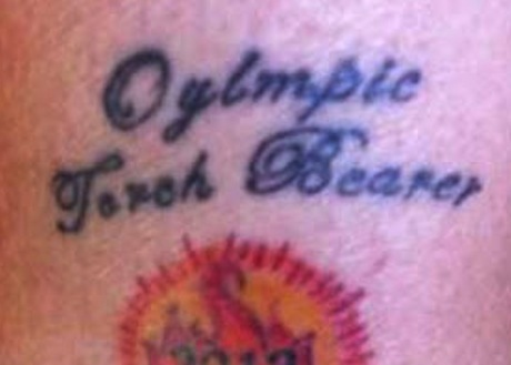 Unforgettable Canada Olympic And Nautical Star Tattoos