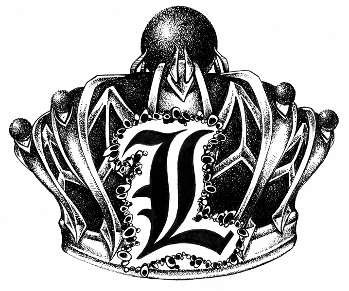 One More Crown Tattoo Sample