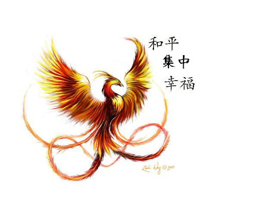 phoenix and chinese symbol tattoos designs in 2017 real photo pictures images and sketches. Black Bedroom Furniture Sets. Home Design Ideas