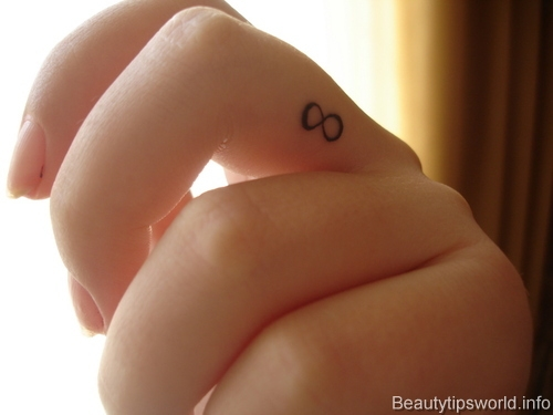 Pinky Swear Tattoo On Fingers For Couples