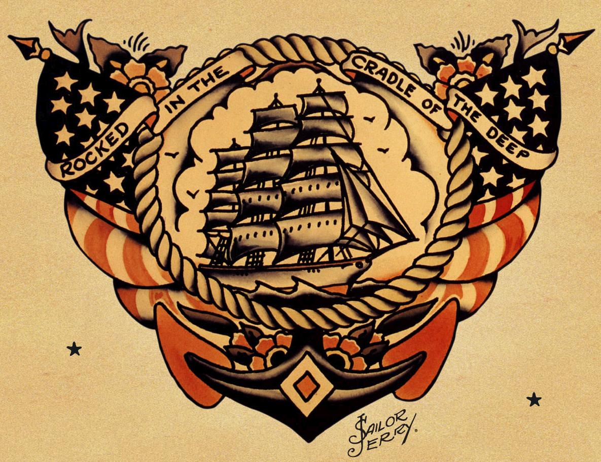 sailor jerry pin up girl tattoo poster photo 1 2017 real photo pictures images and sketches. Black Bedroom Furniture Sets. Home Design Ideas