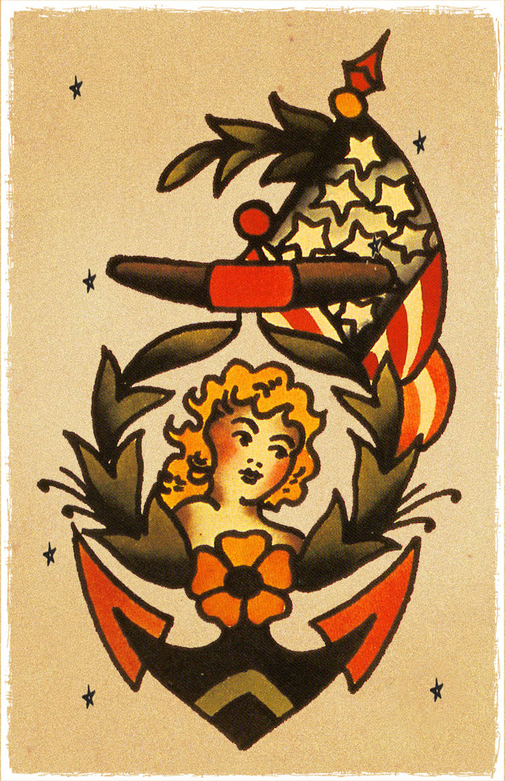 Traditional tattoo pin up girl images for tatouage for Traditional pin up tattoos