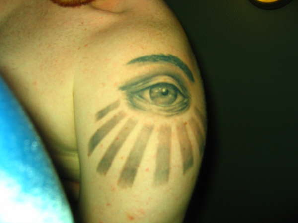 Seeing Eye Tattoo Picture