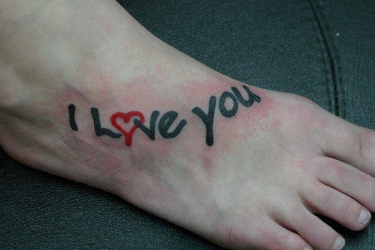Tattoo For Couples In Love