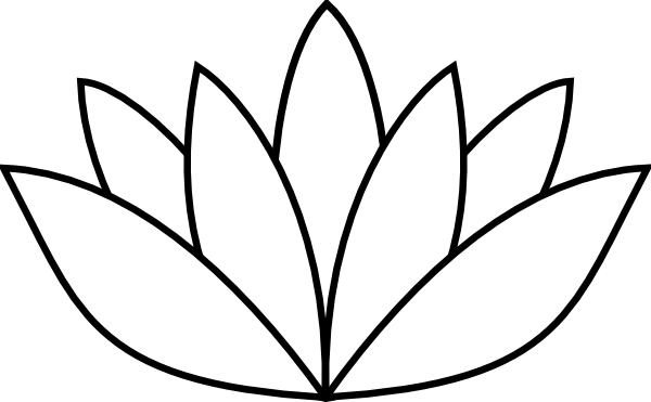 The Lily Flower Tattoo Design