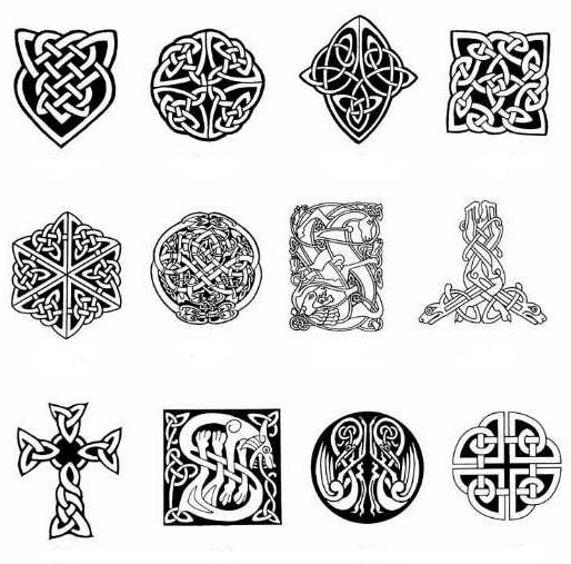 tree in celtic circle tattoo design photo 3 2017 real photo pictures images and sketches. Black Bedroom Furniture Sets. Home Design Ideas