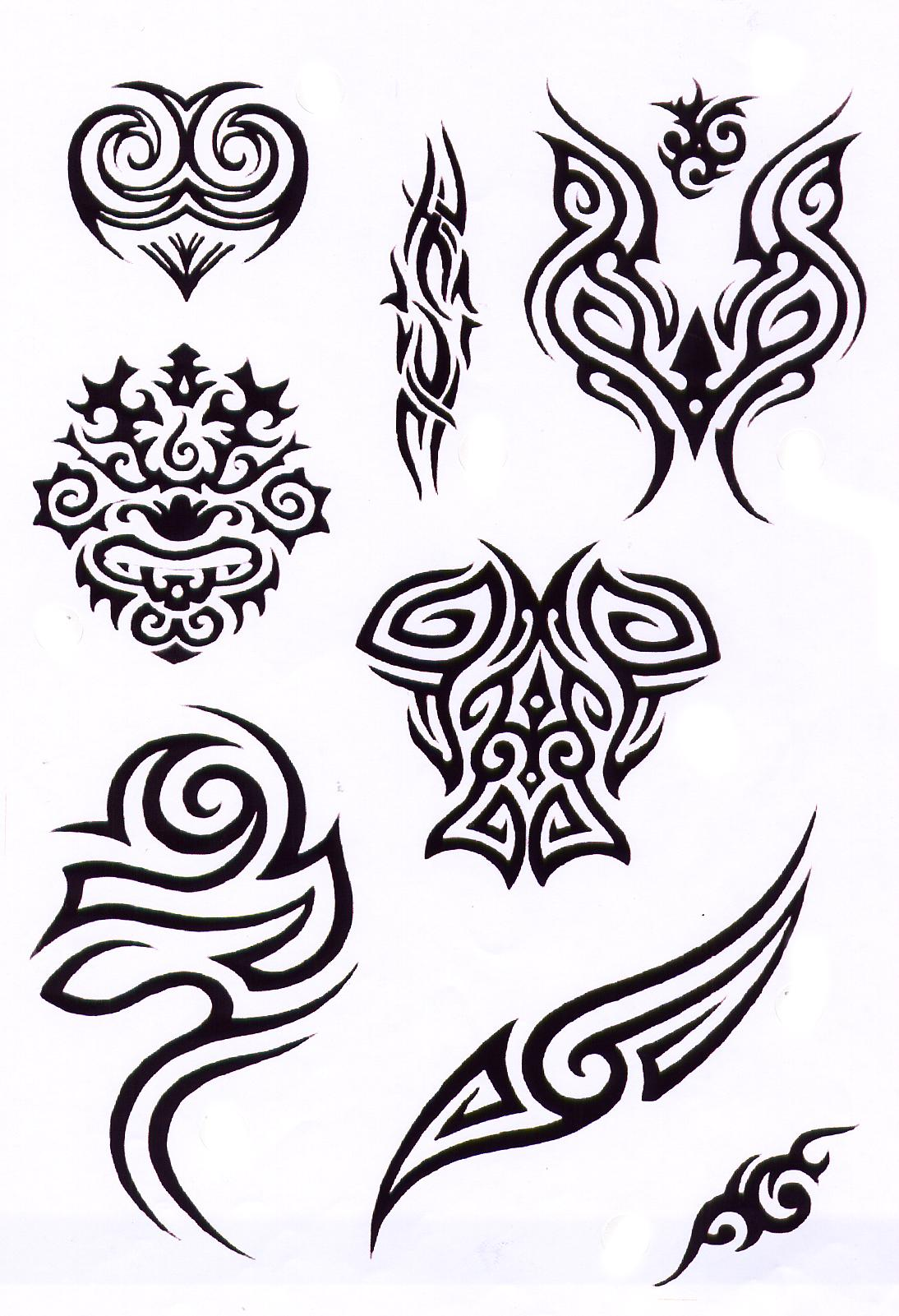 tribal lotus tattoo design in 2017 real photo pictures images and sketches tattoo collections. Black Bedroom Furniture Sets. Home Design Ideas